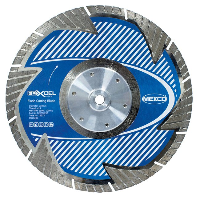 Image for FCX-Flush Cut Blade