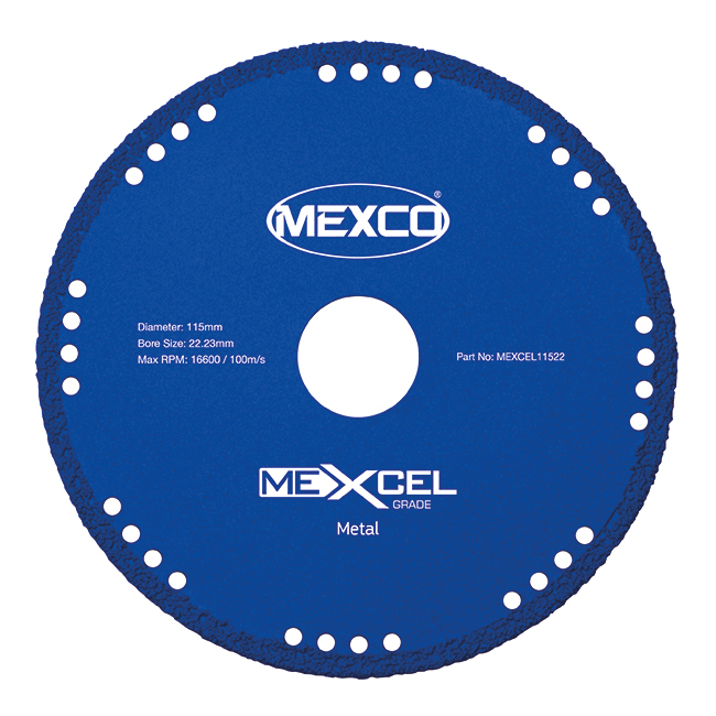Image for MEX-Metal Cutting Blade