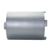 Image for 107MM DRY CORE DRILL UNSLOTTED X90 GRADE