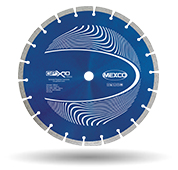 The Mexco Range Diamond Blades