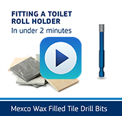 Mexco Tile Drill Video
